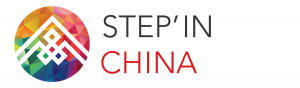 STEP'IN CHINA - LOGO