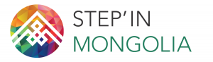 STEP'IN MONGOLIA - LOGO