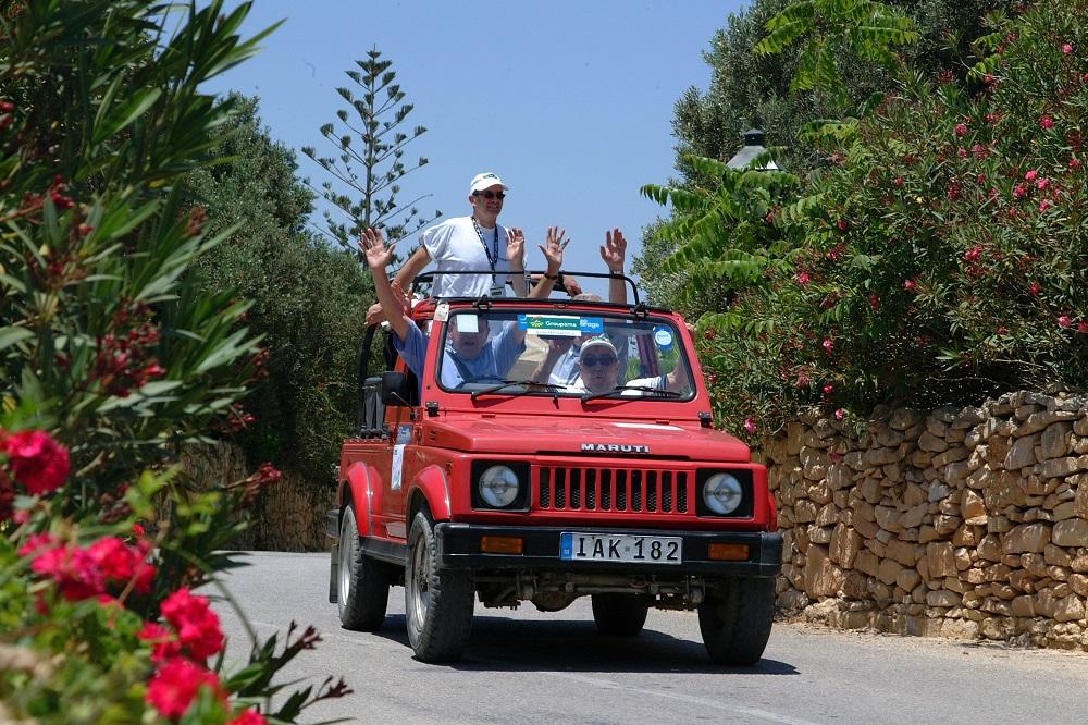 Jeep Rallye 4x4