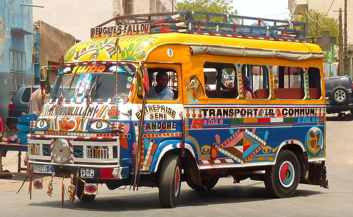Sénégal Car Rapide