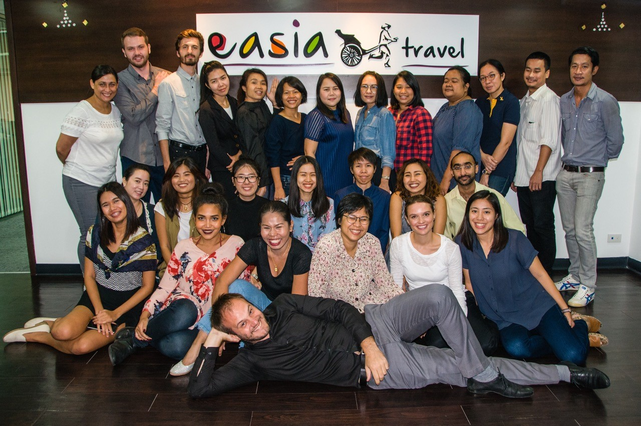 Easia Team Thailand