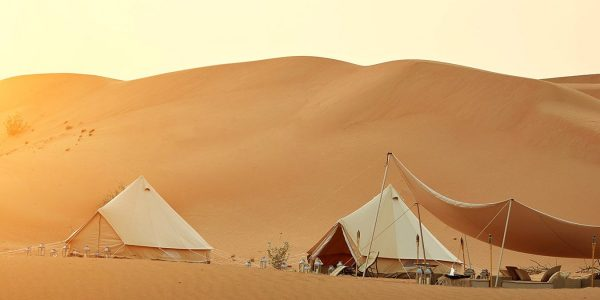 Magic Arabia camp
